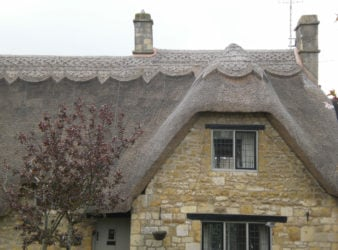 Chipping Campden Thatched Roof