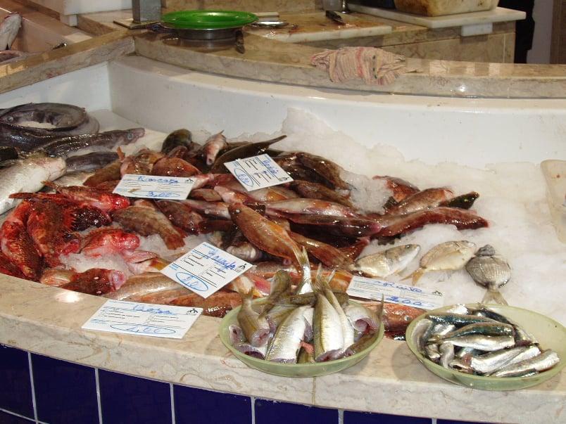 Fish Market Lagos