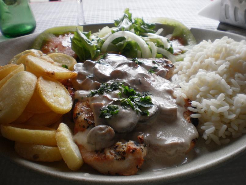 Lunch Porto