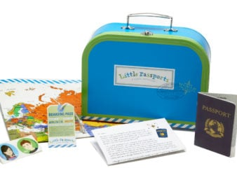 Little Passport Explorer Kit