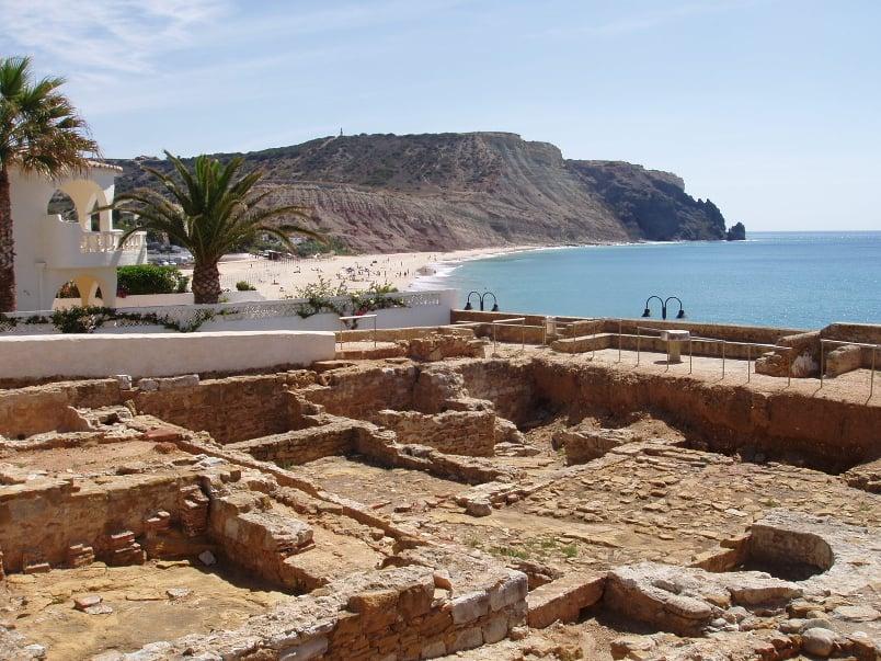 Roman Ruins Praia da Luz
