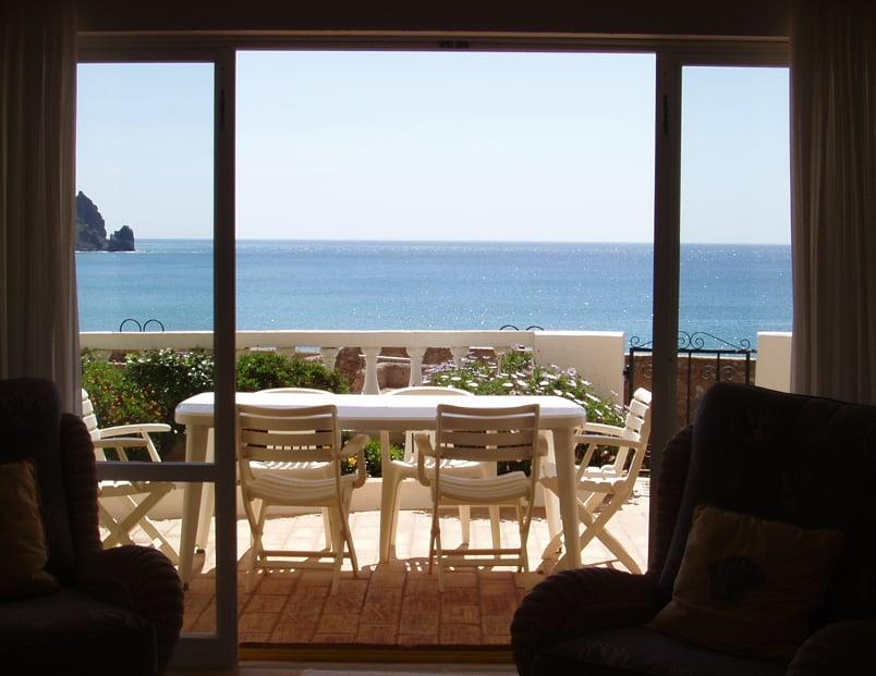 Terrace Praia da Luz