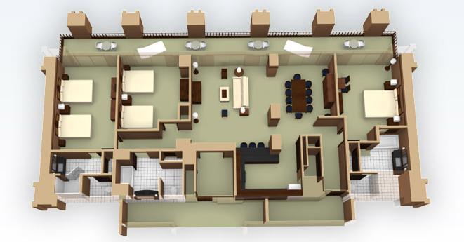 Aulani Three Bedroom Grand Villa Milesgeek ️ Milesgeek ️