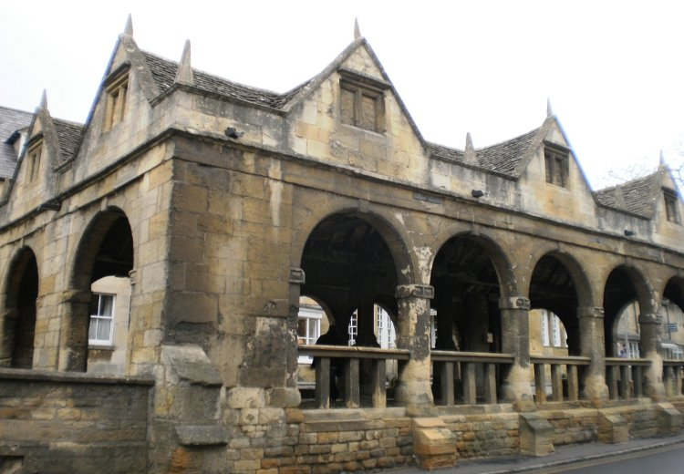 Market Hall Chipping Campden