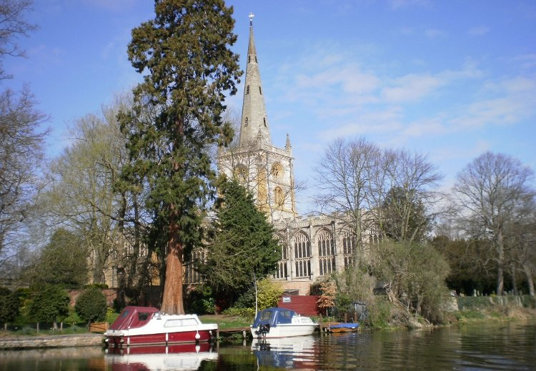River Avon Cruise Stratford-upon-Avon