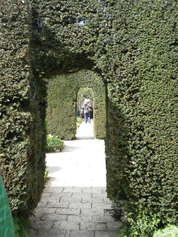 Hidcote Garden Rooms
