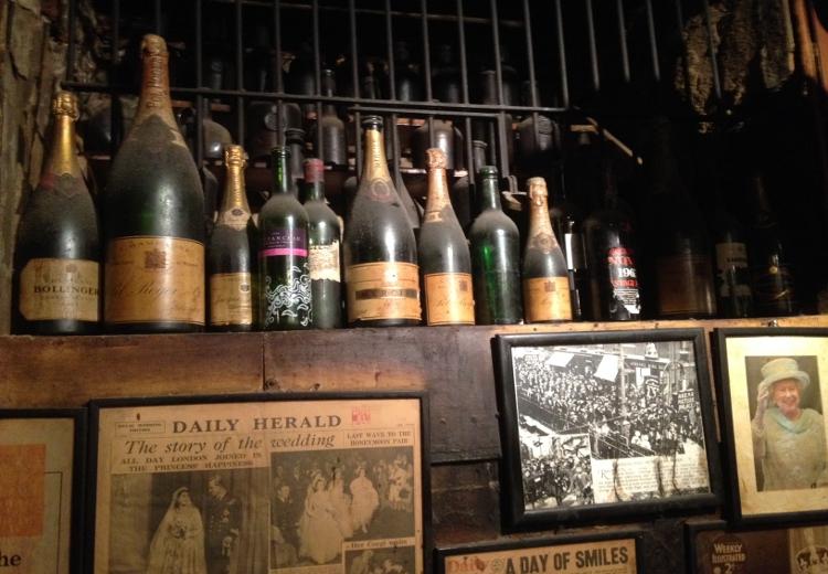 Gordons Wine Bar Feature