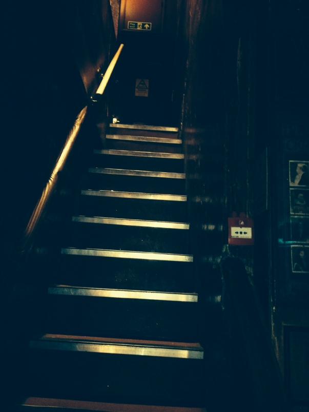 Gordon's Stairway
