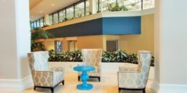 DoubleTree Tulsa Lobby Feature