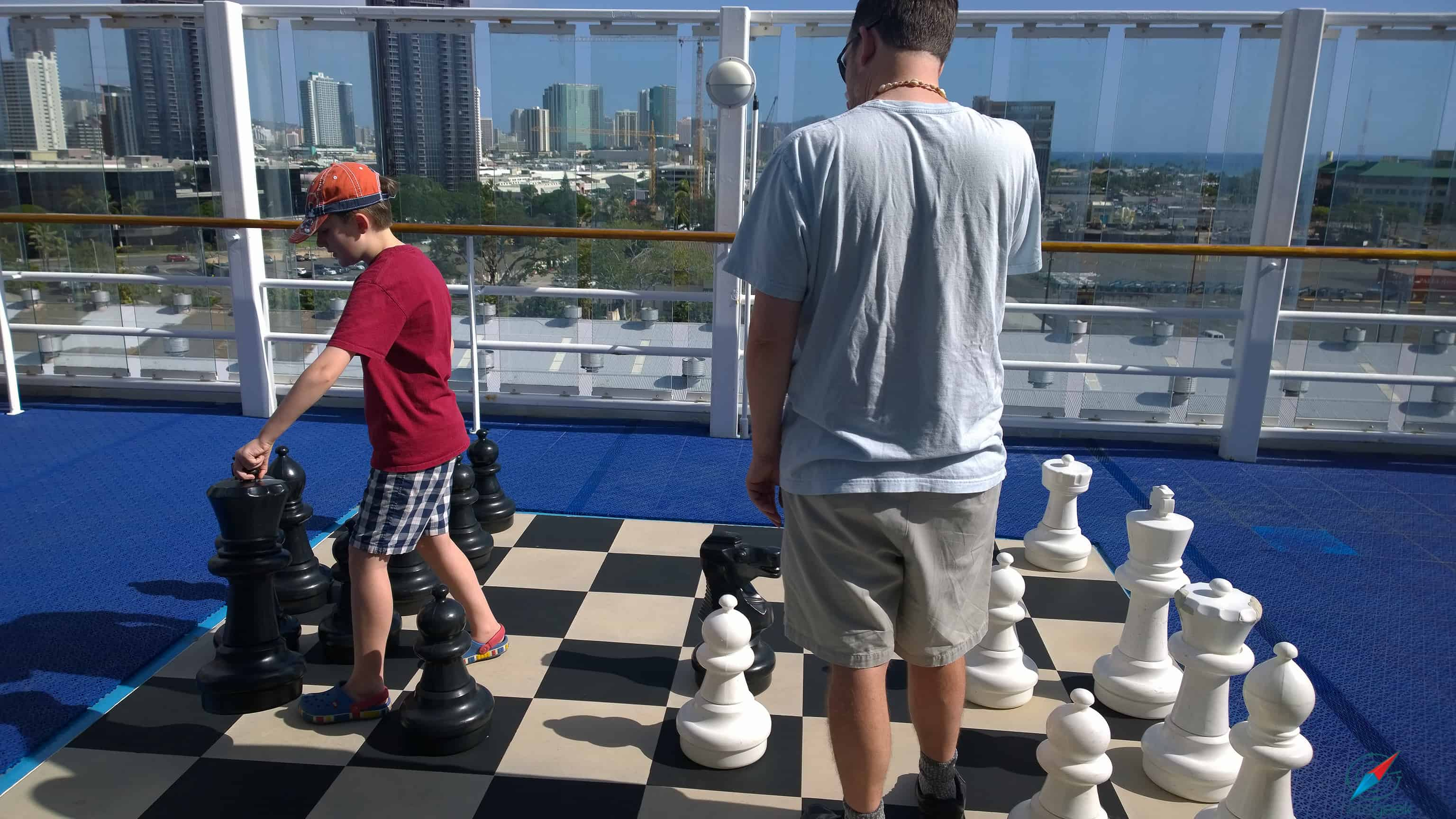 Pride of America Chess