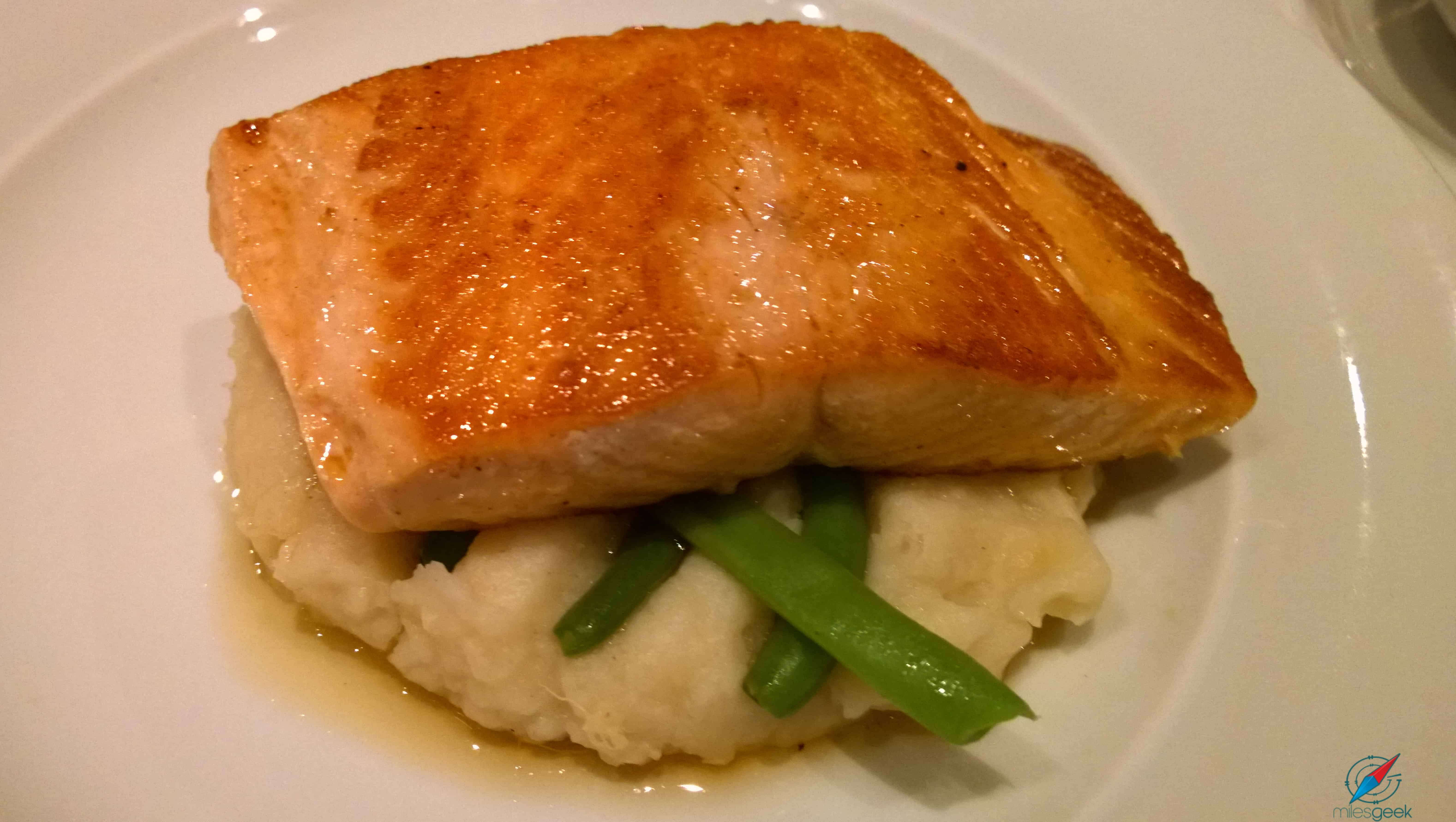 Pride of America - Salmon