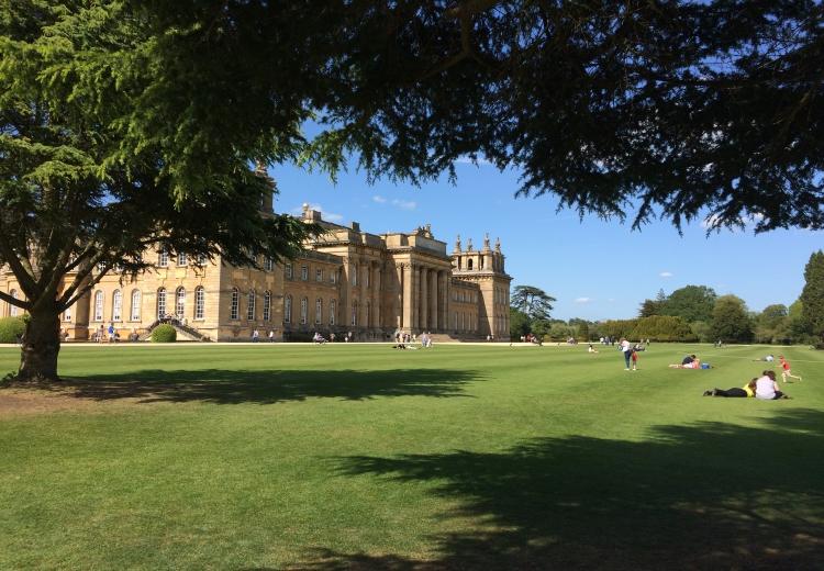 Blenheim Palace Feature