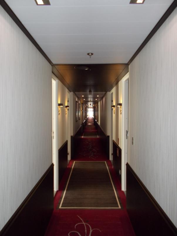 Cabin Hallway Artistry II