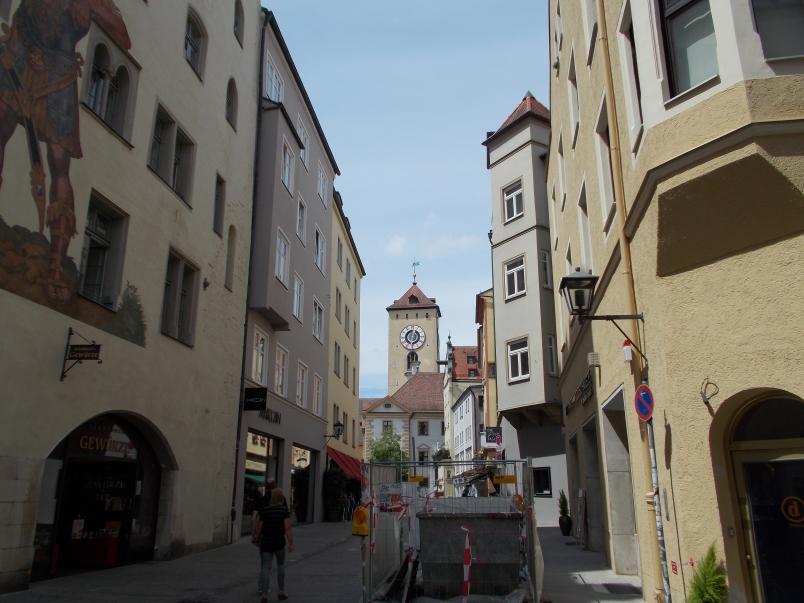 Charming Regensburg