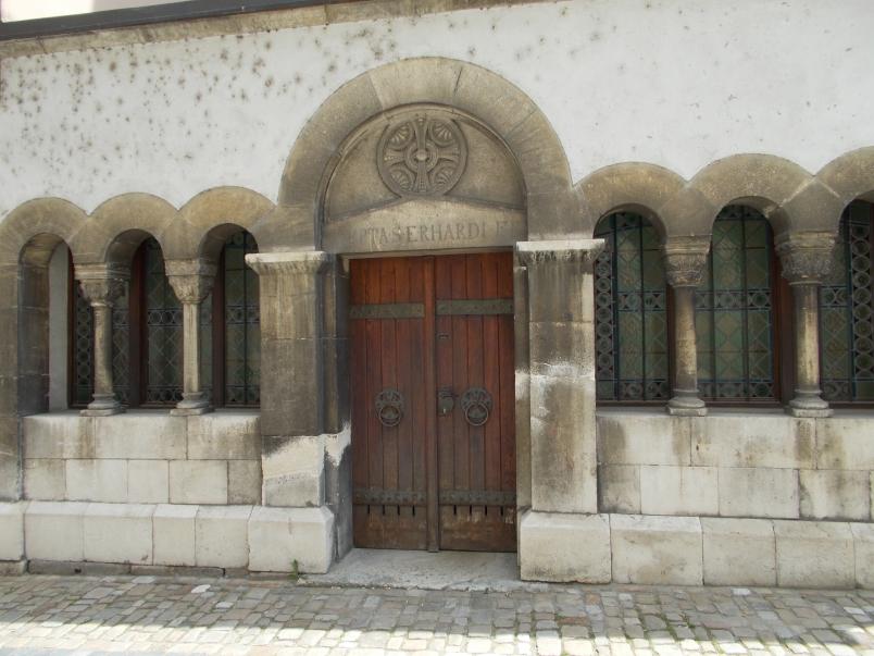 Crypt of St. Erhard Regensburg