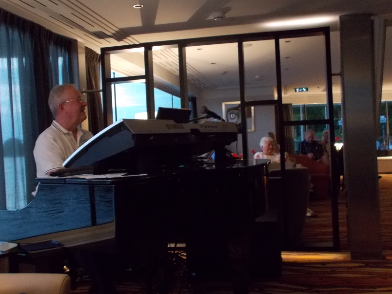 Hotel Manager Henry Seiler