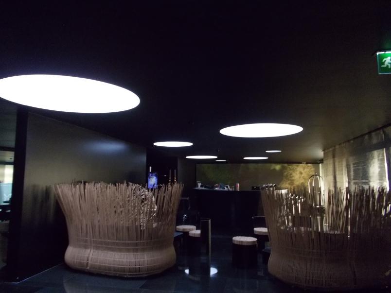 Bar Aread Hilton Hotel Lisbon