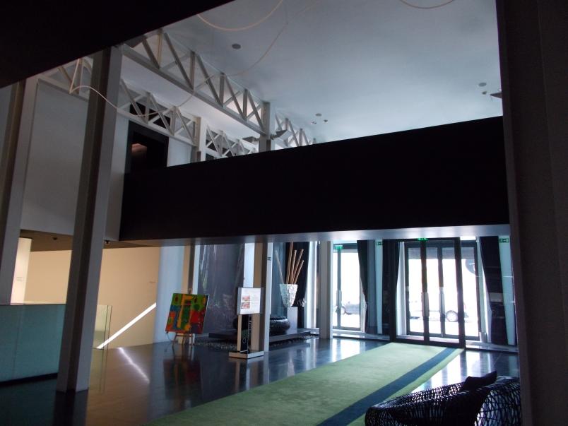 Lobby Hilton Lisbon Fontana Park