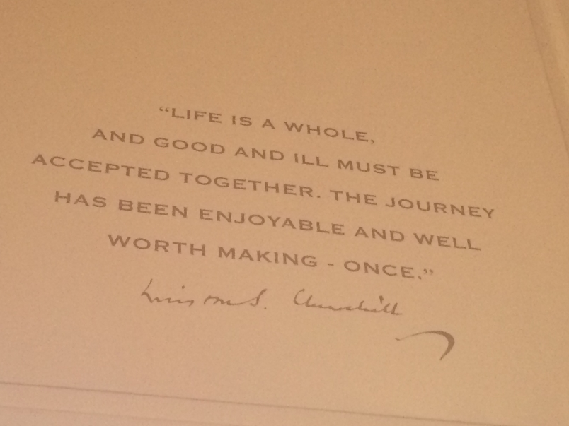 More from Churchill