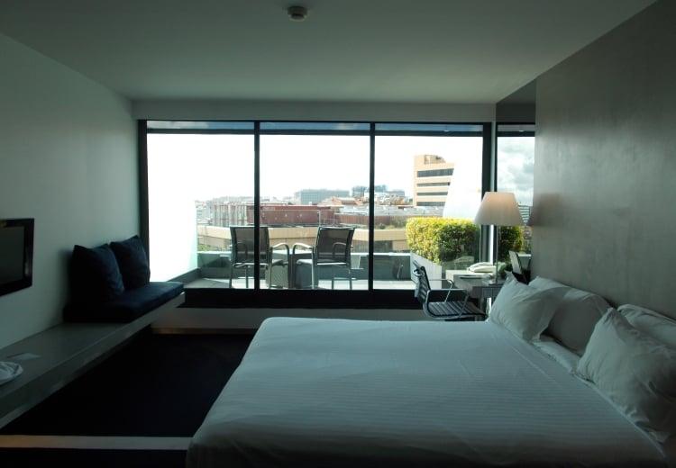 Hilton Hotel Lisbon Feature