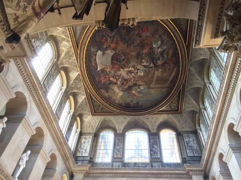 The Grandeur of Blenheim Palace