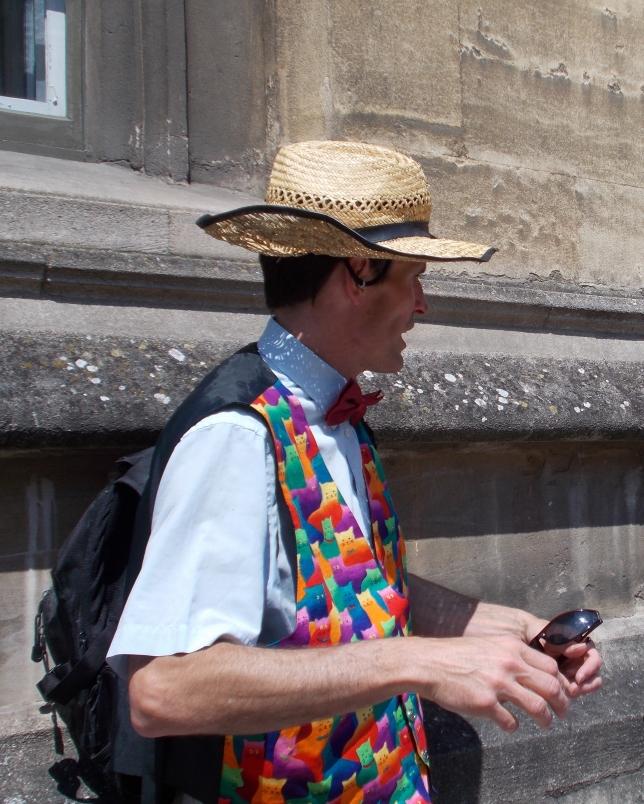 Time Traveler Pete