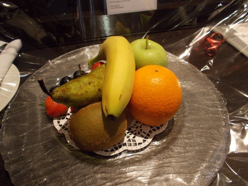 Welcoming Platter of Fruit