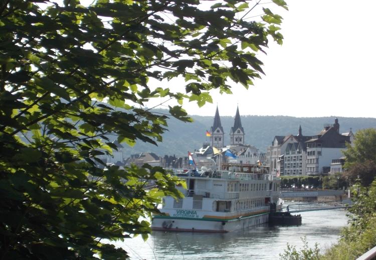 Artistry II Day 7 Rhine Gorge