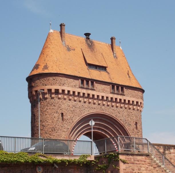 Bridge Gate Miltenberg