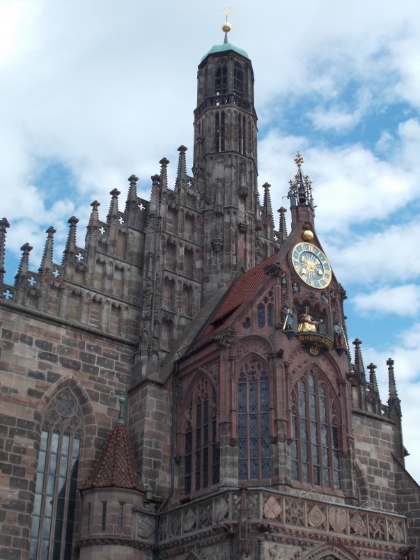 Church of Our Lady Nuremberg