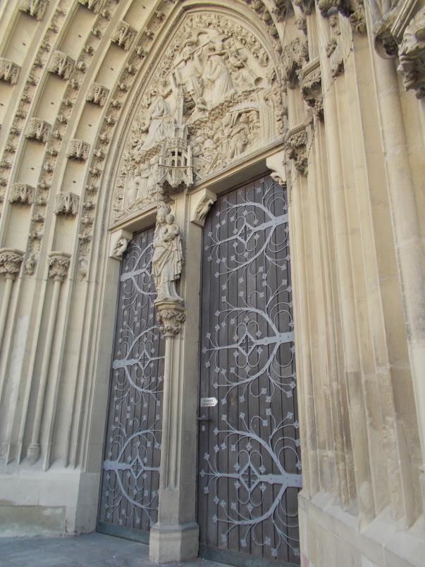 Gothic Architecture Wurzburg