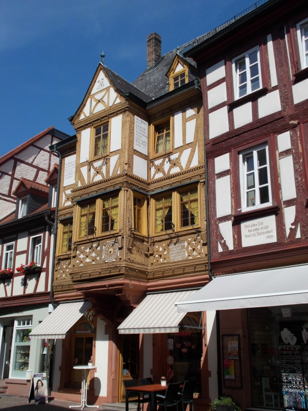 Half-Timbered with Buildout