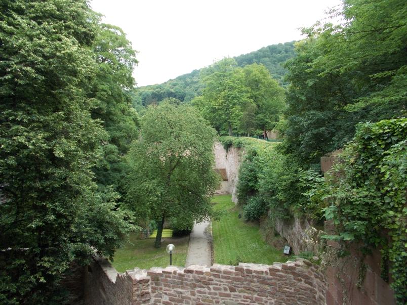 Heidelberg Castle Gardens