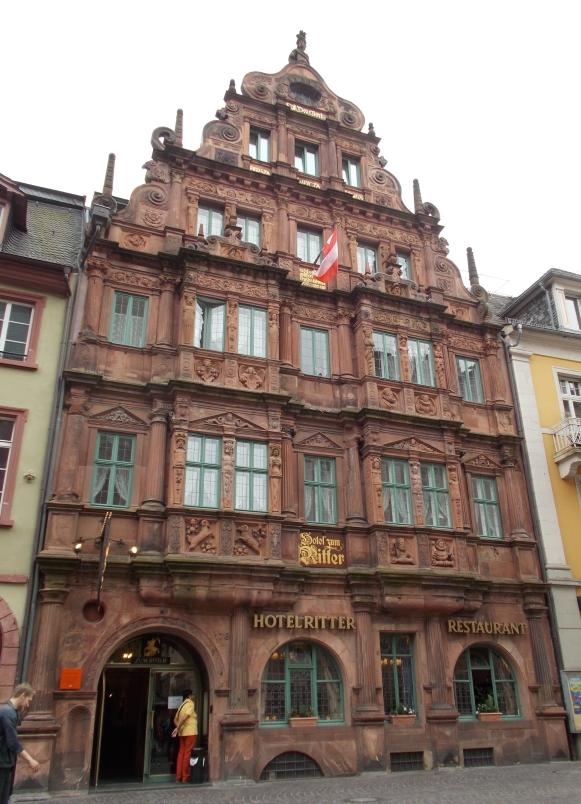 Hotel Ritter Heidelberg