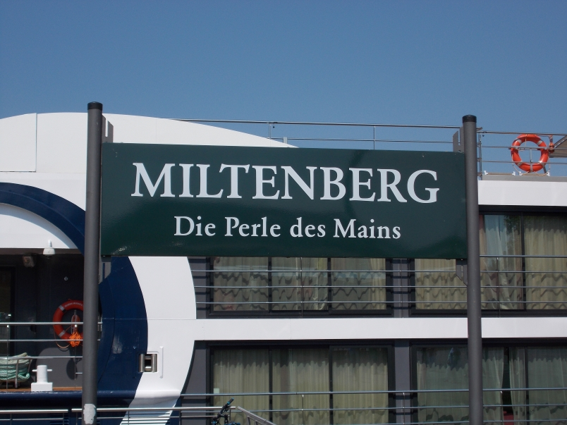 Miltenberg the Pearl of the Main
