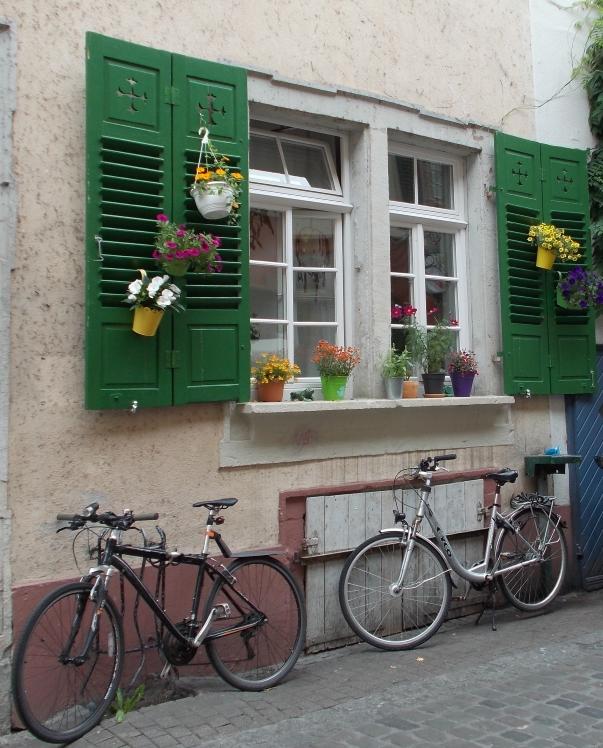 Residence in Old Town Heidelberg