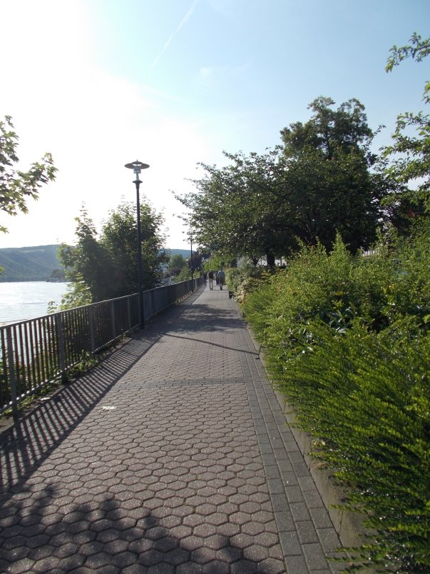 Riverside Walk into Boppard