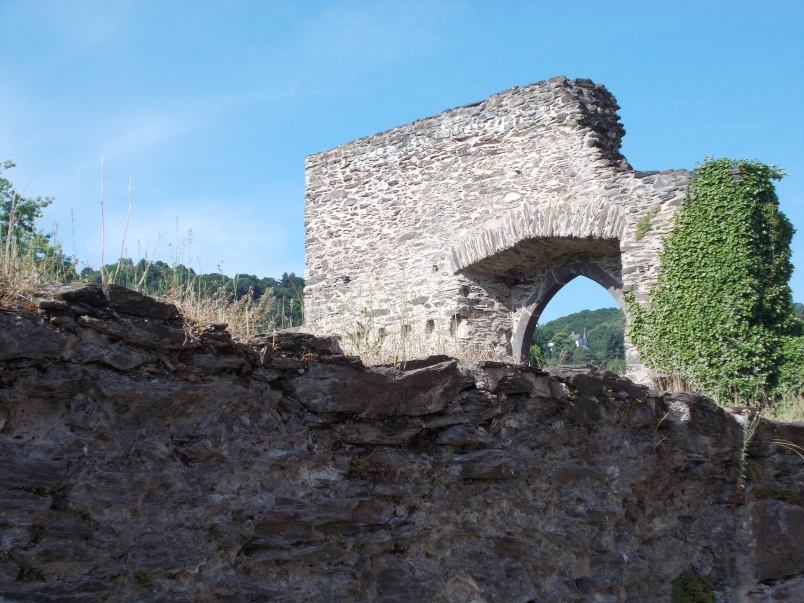 Roman Remains in Boppard