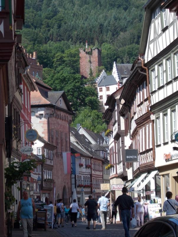 Schwarzviertel Miltenberg
