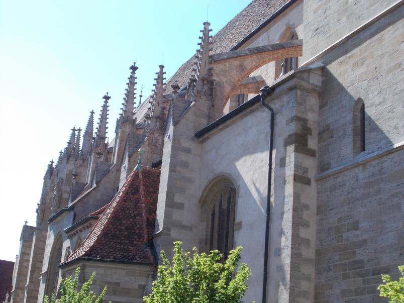St. Jakobs-Kirche, Rothenburg