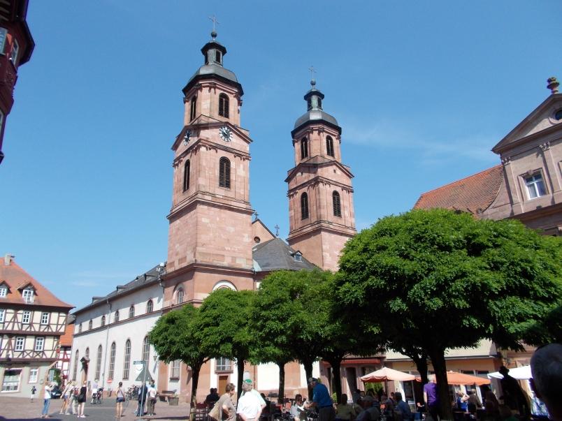 St. Jakobus Church Miltenberg
