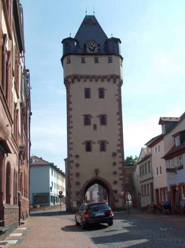 Wurzburg City Gate Miltenberg