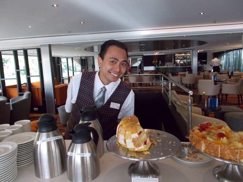 Afternoon Tea Artistry II River Cruise