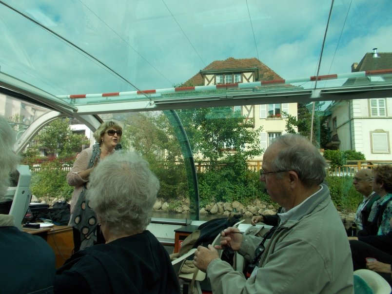 Guided Tour Strasbourg Canals