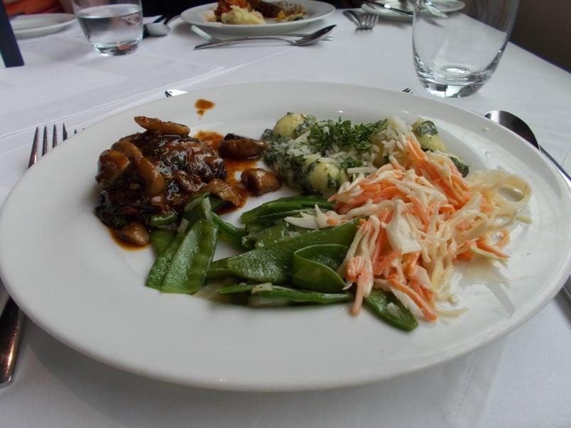 Last Lunch on Artistry II