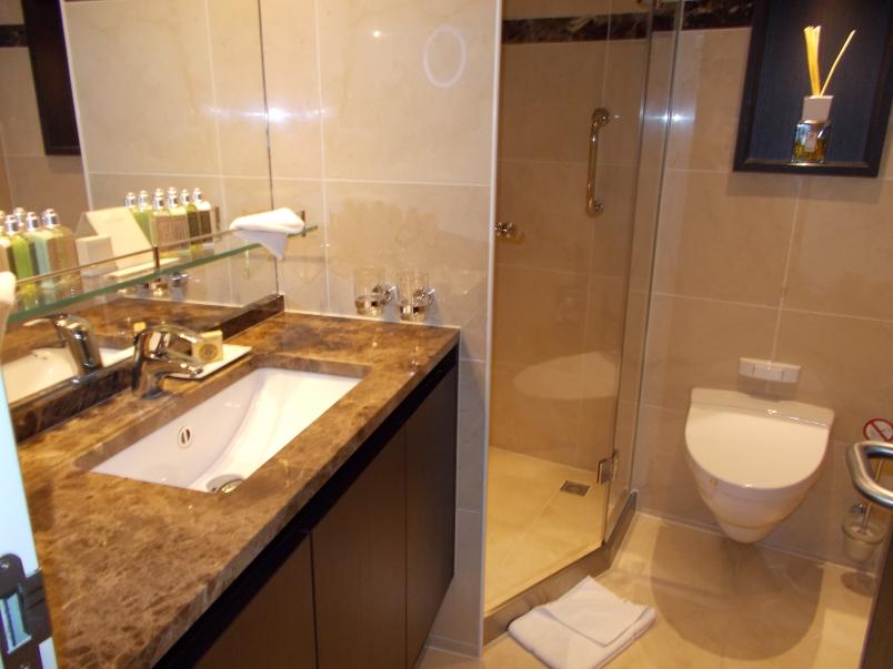 Spacious Bathroom Artistry II