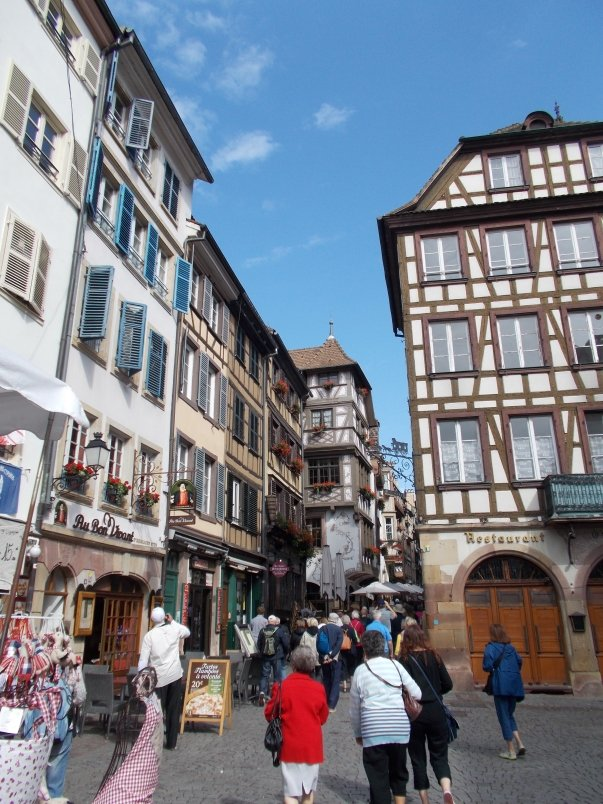 Tourist Activity Strasbourg