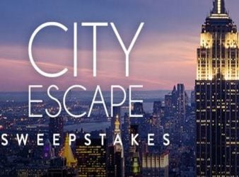 City Escape Sweepstakes Feature