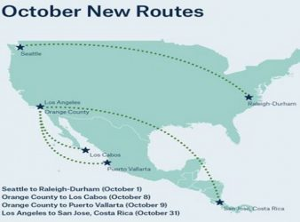 New Alaska Airlines Routes Launching October 2015 Feature