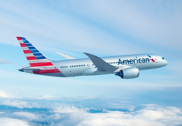 American Airlines 787.Feature